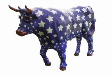 Babe The Blue Star Ox
